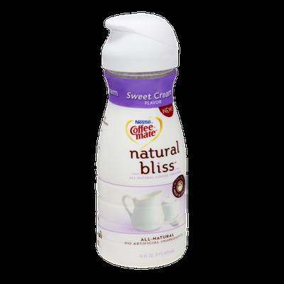 Nestlé Coffee-Mate Sweet Cream Natural Bliss Coffee Creamer