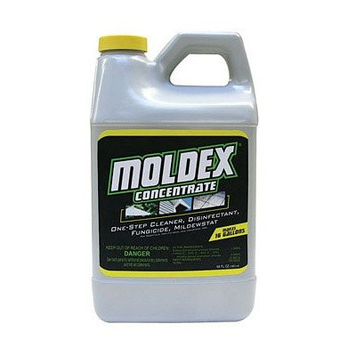 MOLDEX 5510 Cleaner Disinfectant, Concentrate, 64 Oz