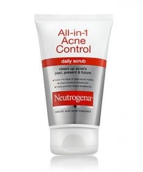 Neutrogena All In One Acne Cleanser