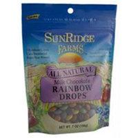 Sunridge Farms B02912 Sunridge Farms Rainbow Drops Milk Chocolate Candies -10 Lb
