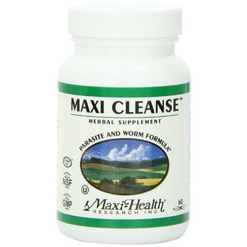 Maxi Cleanse, 60-Count