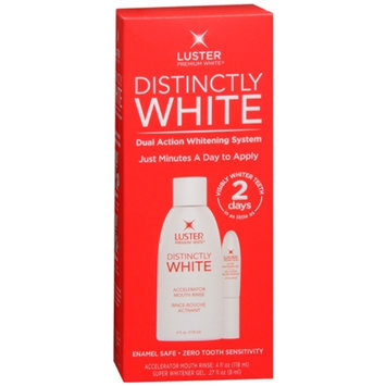 Luster Premium White Dual Action Whitening System