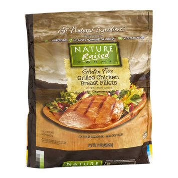 Nature Raised Farms Gluten Free Grilled Chicken Breast Fillets