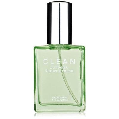 Clean Eau De Parfum, Outdoor Shower Fresh, 1-Fluid Ounce