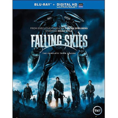 Falling Skies: The Complete Third Season (Blu-ray) (Widescreen)