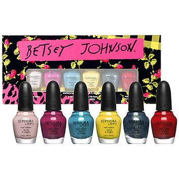 SEPHORA by OPI Betsey Johnson Mini Nail Colour Set