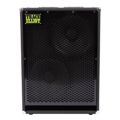 Trace Elliot 2x15 500W Bass Cabinet Black