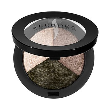 SEPHORA COLLECTION Microsmooth Eyeshadow Trio 09 Green Flash