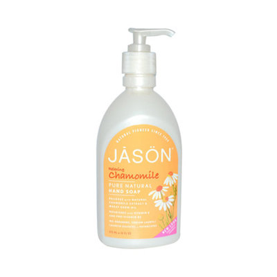 JASON Satin Soap For Hands and Face