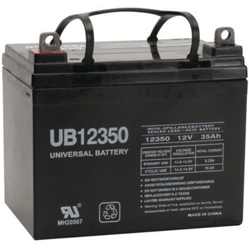 UPG 85980/D5722 Sealed Lead Acid Batteries (12V; 35 AH; UB12350)
