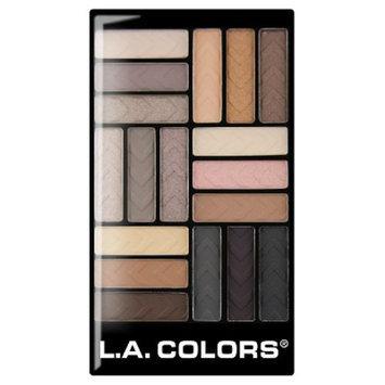 L.A. Colors Eyeshadow Brown .7 oz