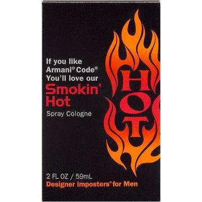 Designer Imposter Smokin' Hot For Men 2oz Fragrance Spray Cologne
