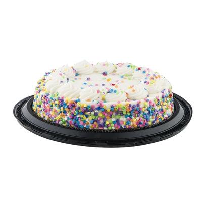 La Bree's Bakery White Cake With Confetti