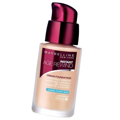 Maybelline Instant Age Rewind® SPF 18 Cream Foundation