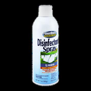PowerHouse Anti-Bacterial Linen Disinfectant Spray
