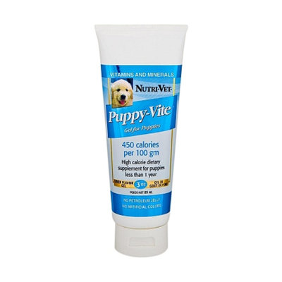 Nutri-Vet Puppy-Vite Gel for Puppies
