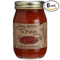 Cucina Antica La Pizza Sauce Jars 16 FZ (Pack of 24)