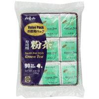 Yamamotoyama Konacha Sushi Bar Style Green Tea Value Pack, 6.66-Ounce Bags (Pack of 2)