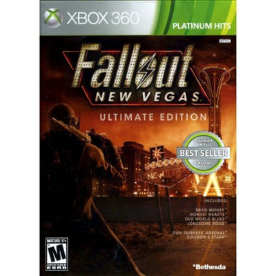 Microsoft Fallout: New Vegas Ultimate Edition (Xbox 360)