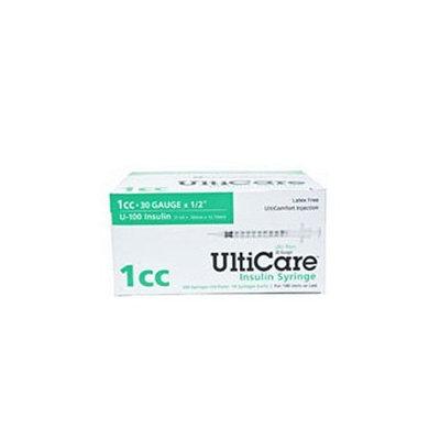 UltiCare UltiCare Insulin Syringe - 1cc, 30g x 1/2