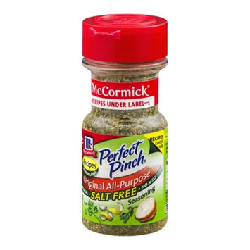Perfect Pinch, Original All Purpose, Salt Free, 1.4 OZ (Pack of 6)