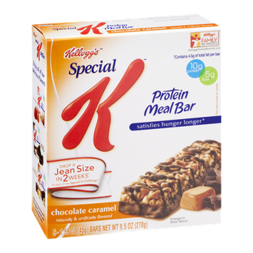 Kellogg's Special K Protein Meal Bar Chocolate Caramel - 6 CT