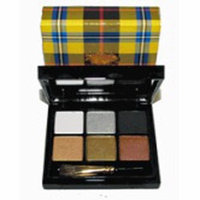 MAC Cosmetics MAC Reelers & Rocker Eyeshadow Yellow Plaid w/Shield Compact