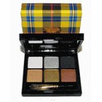 MAC Cosmetics MAC Reelers & Rocker Eyeshadow Yellow Plaid w/Shield Compact