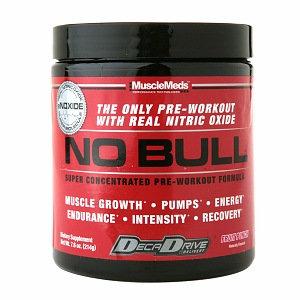 MuscleMeds NO BULL Concentrated Pre-Workout