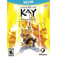Legend of Kay Anniversary Edition (Nintendo Wii U)