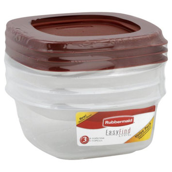 Newell Rubbermaid - 1777166 - Durable Food Container 3.2Cup
