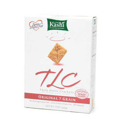 Kashi TLC TLC Tasty Little Crackers Original 7 Grain