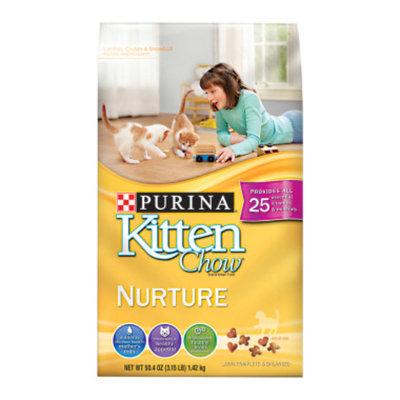 Purina Kitten Chow Nurturing Formula 3.15lb