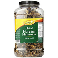 Roland Dried Porcini Mushrooms, 16-Ounce Jar