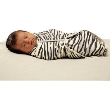 Fisher-Price Zebra Swaddle Cinch Blanket