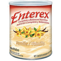 Enterex Complete & Balanced Nutrition Vanilla Powder Drink
