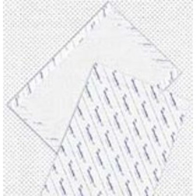 Medline Ultrasorbs Air-Permeable Disposable Dry Underpads,White