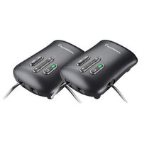 Plantronics Vista AP15 Headset Amplifier (2 Pack) With Full Echo Cancellation