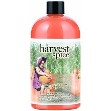 Philosophy Harvest Spice Shower Gel, 16 Ounces