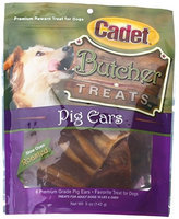 CADET Pig Ears Dog Treat