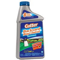 Cutter Bug Free Backyard 32 oz Insect Repellent Concentrate HG-95627 (Discontinued by Manufacturer)