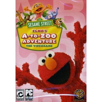 Warner Brothers Warner Bros Sesame Street: Elmo's A-to-Zoo Adventure
