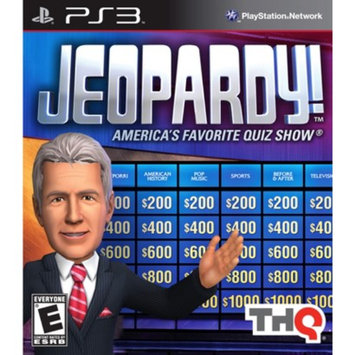 THQ Jeopardy (PlayStation 3)