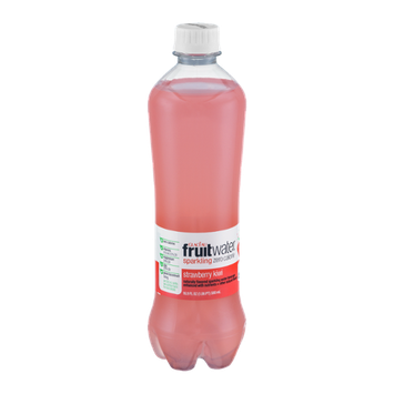 Glaceau Fruit Water Sparkling Zero Calorie Strawberry Kiwi