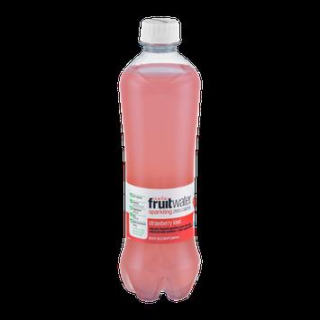 Glaceau Fruit Water Sparkling Zero Calorie Strawberry Kiwi