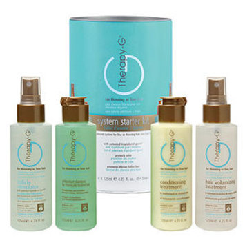 Therapy-g therapy-g System Starter Kit for Thinning or Fine Hair