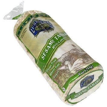 Lundberg Eco-Farmed Sesame Tamari Rice Cake, 9-Ounce Units (Pack of 12)