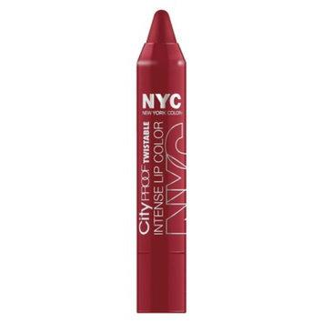 NYC Color Cosmetics NYC City Proof Twistable Intense Lip Color