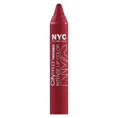 NYC Color Cosmetics NYC City Proof Twistable Intense Lip Color