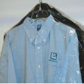 Value Brand I621438 Garment Bags, 21x4x38 In, PK 510